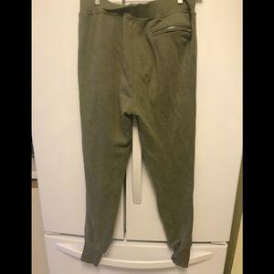 Wilfred Pants - Wilfred Free ARITZIA Anissa Moto Joggers Pants zip